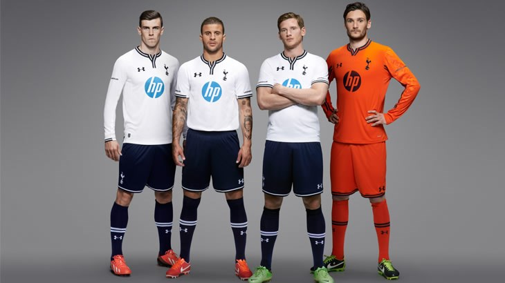 sports shoes 223bc af7ef Under Armour rumoured to be designing 'unique' Tottenham ...